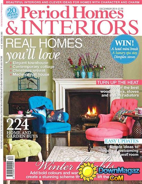 period homes and interiors magazine period homes interiors december 2014 187 download pdf