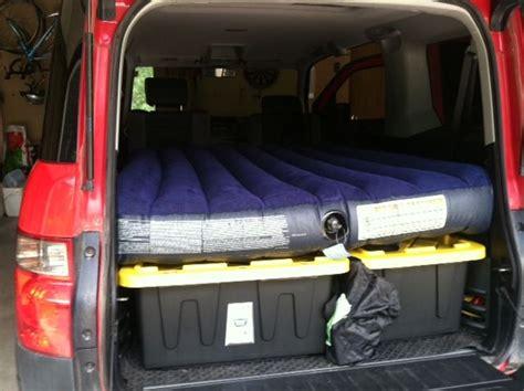 Honda Element Air Mattress best 25 air mattress ideas on cing air