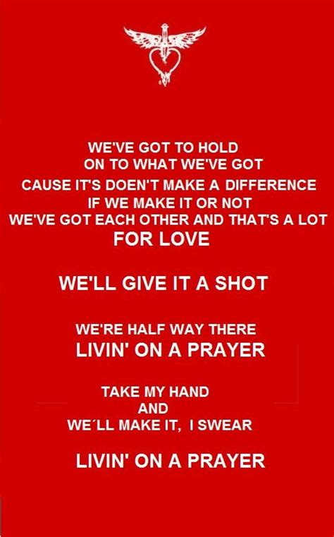 bon jovi never say goodbye lyrics 17 best images about beautiful lyrics that rock on