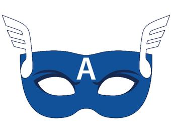 captain america helmet template 6 ways to make a costume wikihow