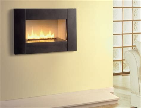 In The Wall Fireplaces by In The Wall Fireplace From Magiglo The