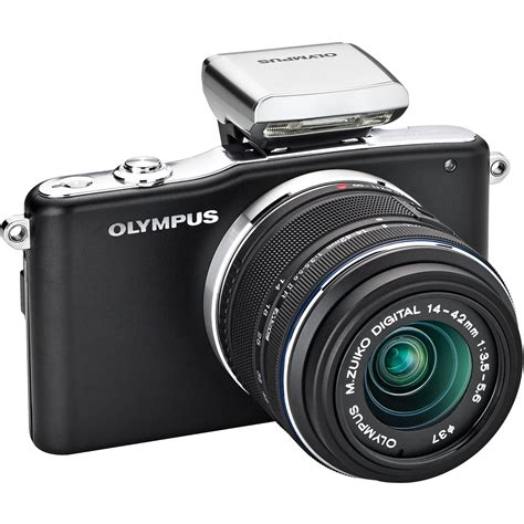 Kamera Mirrorless Olympus Epm1 olympus e pm1 mirrorless micro four thirds digital
