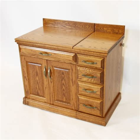 single pedestal sewing cabinets at country furniture