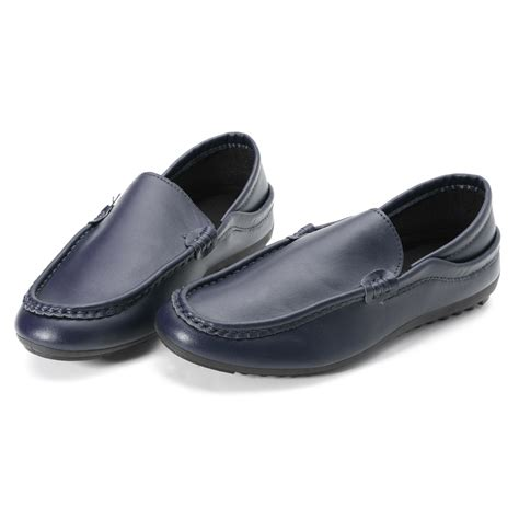 driving boat shoe fashion men s driving moccasins casual boat shoes soft