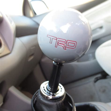 Trd Knob by Tacoma Trd 6 Speed Shift Knob Rattles Help Tacoma World