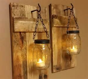 Diy wood sticks candle holders shelterness pictures to pin on