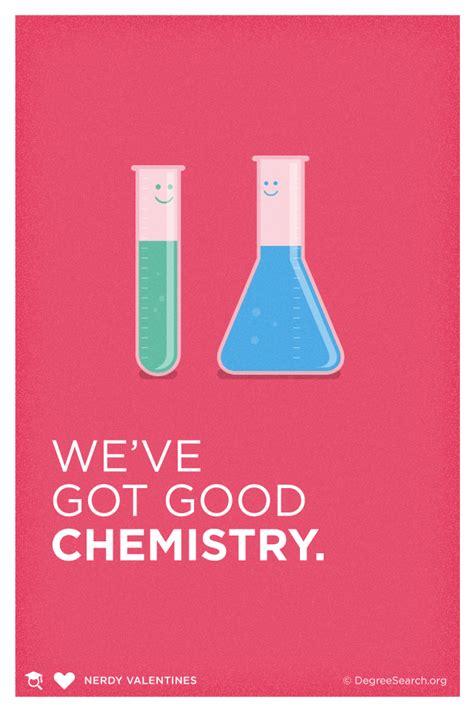 chemistry valentines cantadas declara 231 245 es e trocadilhos nerds para os