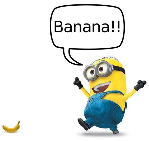 Minions Banana Meme - page 2 successsprinters minionese language