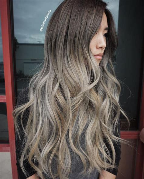 hair color ash brown to ash blonde sombre hair color melt 314 best images about hair on pinterest chunky