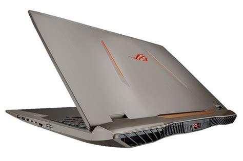 Laptop Asus Rog Terbaru asus perkenalkan laptop rog vr ready terbaru jagat review