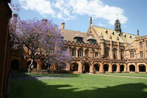 best universities in sydney of sydney study abroad arcadia