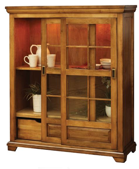 sliding door buffet cabinet images