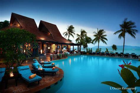 best resorts thailand bo phut resort and spa bophut thailand booking