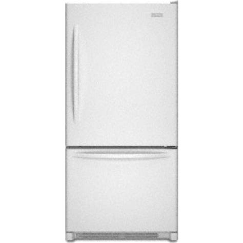 Kitchenaid Fridge Sabbath Mode Kitchenaid Kbrs22etwh 21 9 Bottom Freezer Refrigerator