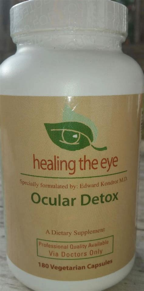 Best Detox Ro Past Test For Hetamine by Products Ocular Detox America S Favorite Eye Doctor