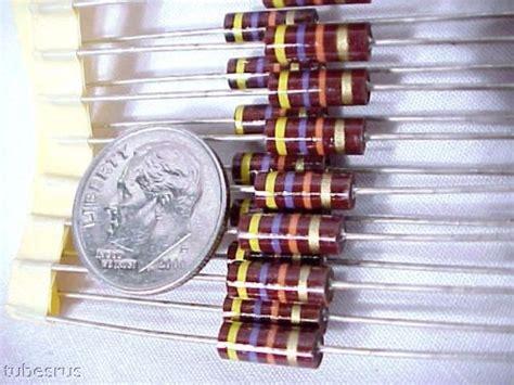 allen bradley resistors 47k ohm 1 2 watt allen bradley ab carbon resistors resistors electrical parts
