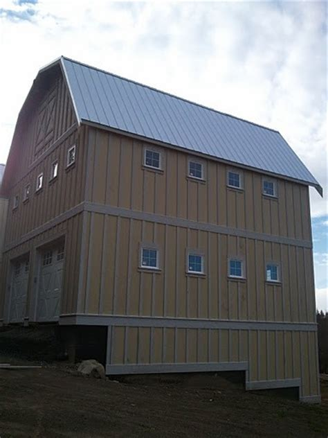 looking for the color scheme to paint my barn farm house what color do you think