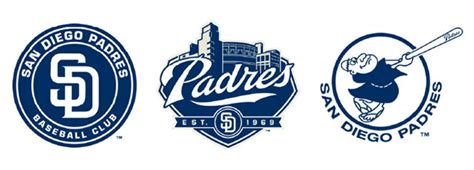 swinging friar logo just sayin the padres new logos are awesome mlb com