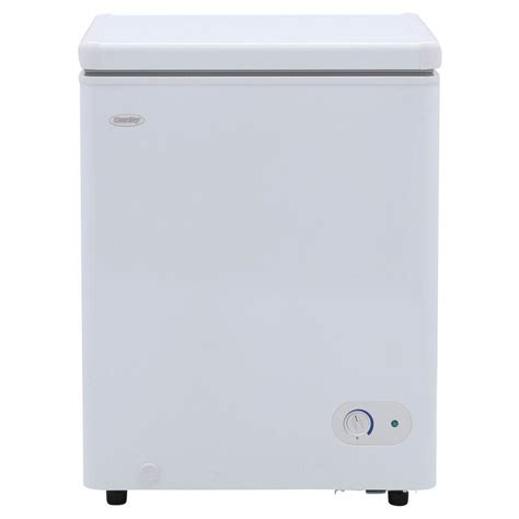 danby 3 8 cu ft chest freezer in white shop your way