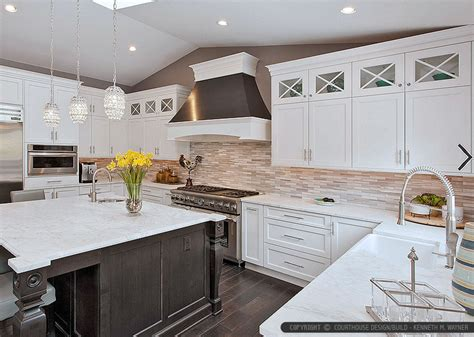 modern kitchen countertops and backsplash white modern kitchen backsplash quicua