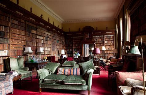 the country house library style court the irish country house