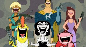 drawn together dericious oc gif find & share on giphy