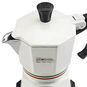 Fiat Maker Bialetti 500 Electric Moka Coffee Maker Home Design