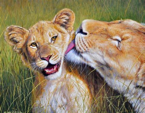 imagenes de leones fasiles imagenes de leones pintados para cuadros imagenes de leones