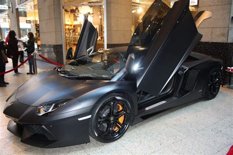 Lamborghini In Batman The Rises Exhibition Sydney
