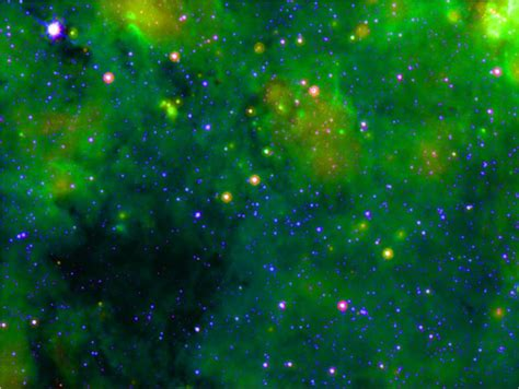 wallpaper galaxy green star galaxy space nebula backgrounds spitzer gallery 1