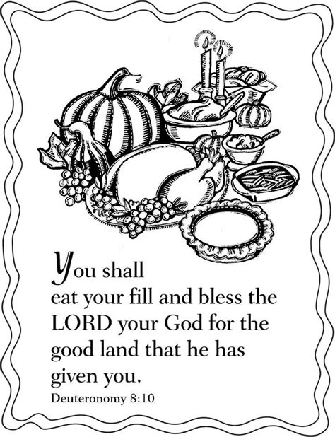 coloring page thanksgiving christian printable religious thanksgiving coloring pages coloring
