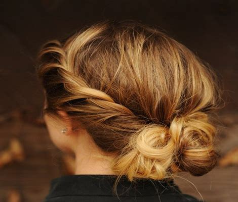 back to school hairstyles buns back to school easy hairstyles 7beautytips