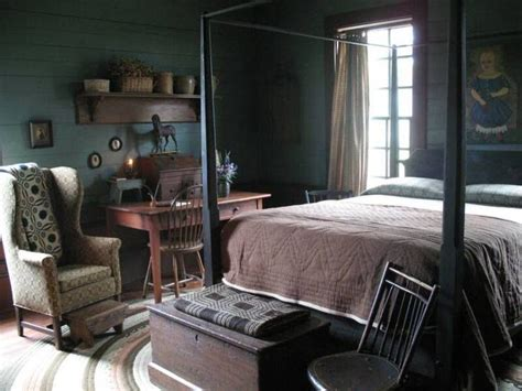 Primitive Bedroom Furniture Primitive Colonial Bedrooms Studio Design Gallery Best Design