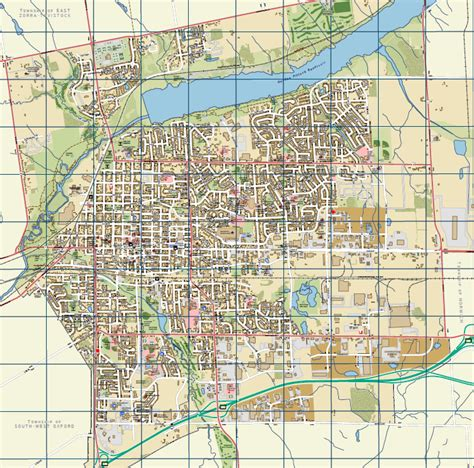 gis program background ontario county oxford county gt services for you gt mapping gt maps