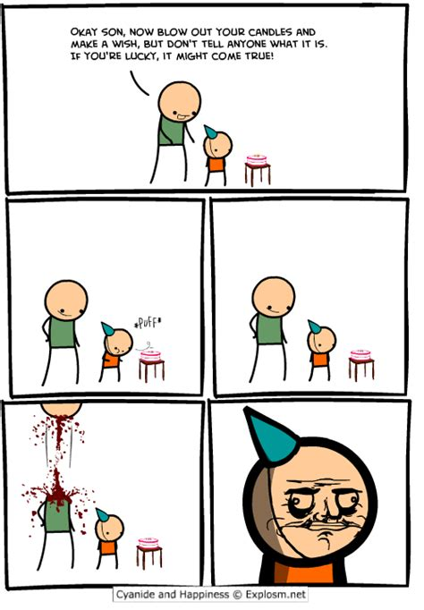 Cyanide And Happiness Memes - cyanide happiness explosm net