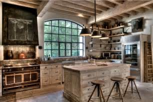 Open Kitchen Cabinets Ideas 10 rustic kitchen designs that embody country life