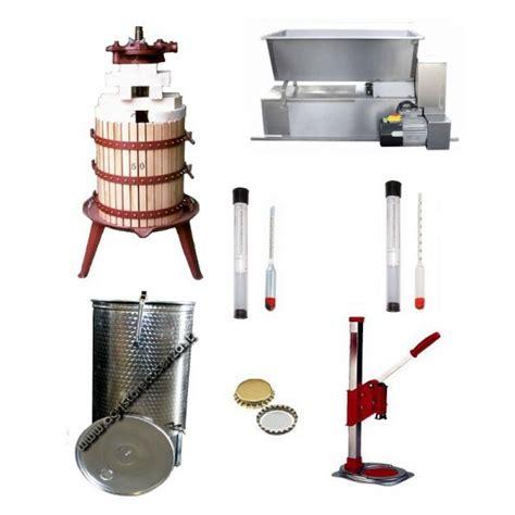 fare il vino in casa kit per fare il vino semi professionale 2 attrezzatura