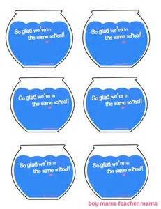 fish bowl template printable free free printable valentines boy
