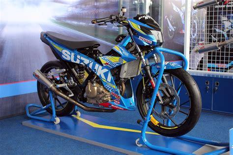 Suzuki Satria Fu 150 All New Suzuki Satria Fu 150 Fi Injection Road Racing