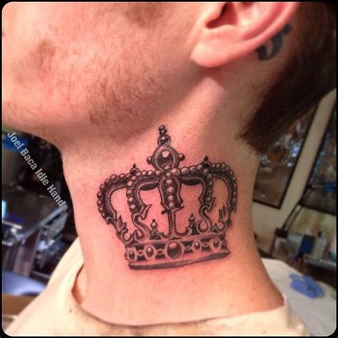 king crown tattoos for men 50 meaningful crown tattoos tatting and