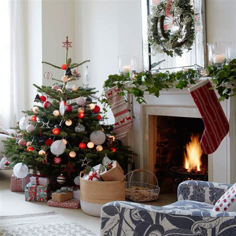 big christmas tree in small room tree ideas and designs for tiny homes ideal home