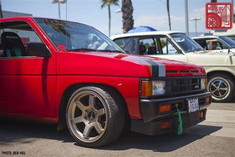 nissan hardbody jdm events 2015 nissan jam part 01 japanese nostalgic car