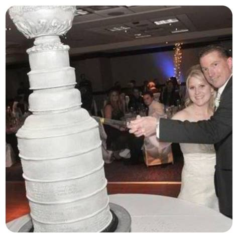 188 best wedding ideas nhl hockey wedding theme images on hockey wedding hockey