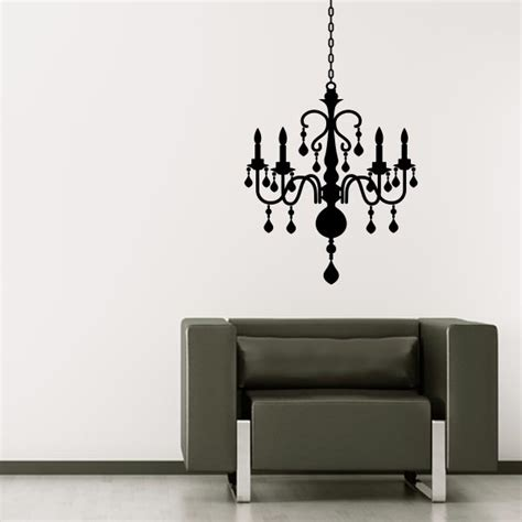 Wall Decals Chandelier Chandelier Wall Decal Wall Decal World