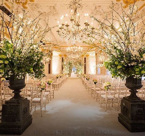 Ballroom Wedding Decorating Ideas