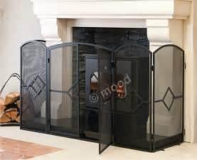 stove guard firescreen 32 quot h screen guard spark