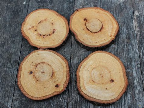 Handmade Wood - handmade wood coaster set gadgetsin