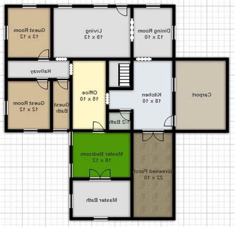 how to draw floor plans on computer how to draw a house plan on my computer