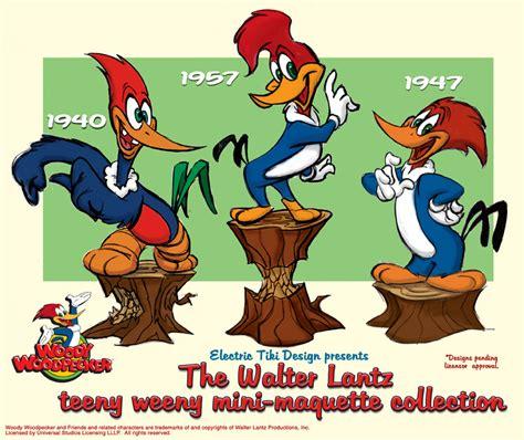 1940 Woody Woodpecker Debut woody woodpecker