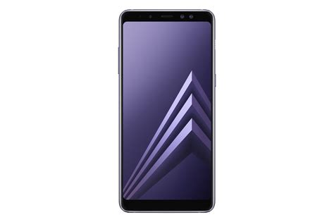 Samsung A8 2018 Orchid Gray samsung a8 2018 orchid grey mobilnionline mobilni